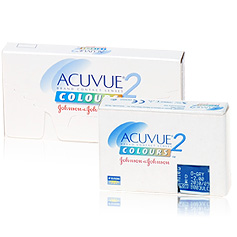 Acuvue Colours enhancers
